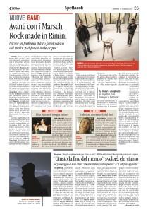 Marsch - Corriere di Rimini