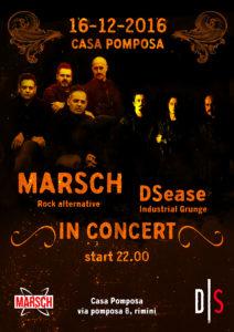 Marsch @ Casa Pomposa
