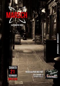 Marsch @ Novelli Pub Bistrot
